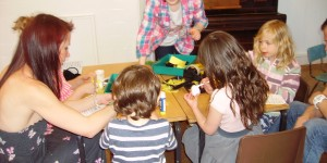 Messy Church (click for more photos)