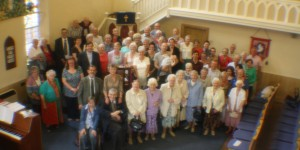 Hinckley Church Family