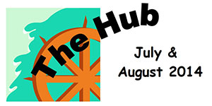 The Hub Magazine July/August 2014
