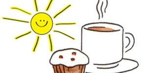 COFFEE MORNING and SOUP N' SWEETS SEPTEMBER 1ST
